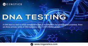 Сдать тест ДНК