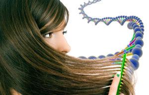 Установление отцовства по волосам