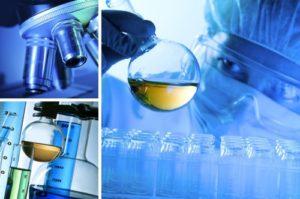 Виды биологических исследований